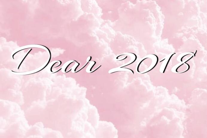 Dear 2018