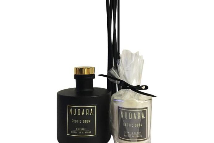 Nudara Exotic Oudh Gift Set