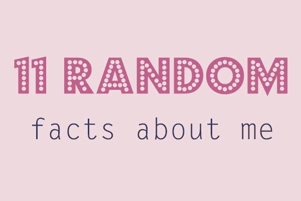 11 random facts