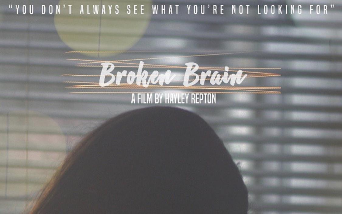 Broken Brain Hayley Repton Penny Jarrett