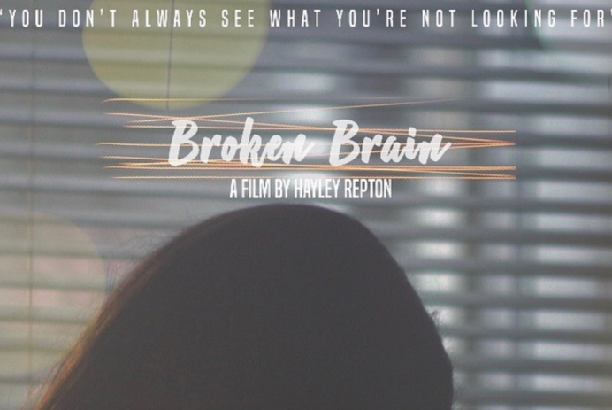 Broken Brain Hayley Repton Penny Jarrett