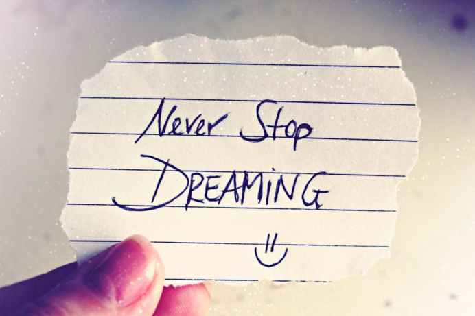 30 before 30 list never stop dreaming